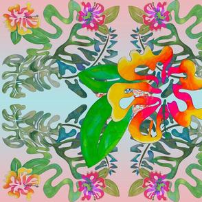 Hibiscus Bouquet 1