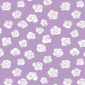 Roses lilac