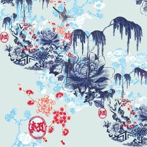 china florals