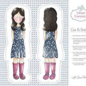 Sweet Francesca_Sew & Cut