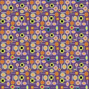 Lollypops pattern