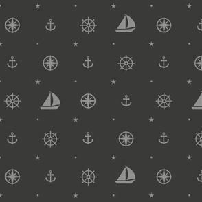 Nautical Charcoal