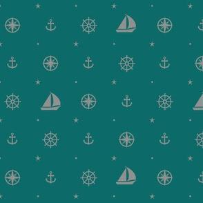 Nautical Green