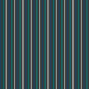 Nautical Stripes – Dark