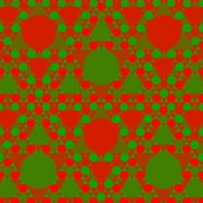 Red Green Triangle Circle