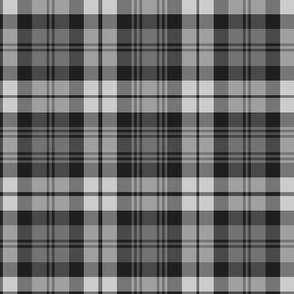"Grey Watch tartan, 12"""
