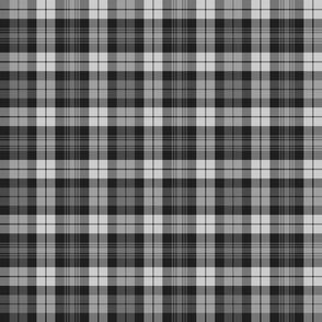 "Grey Watch tartan, 6"""