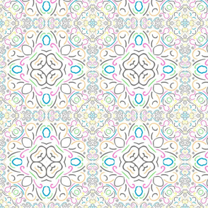 Multi-swirls