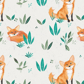 Sweet Foxes Neutral