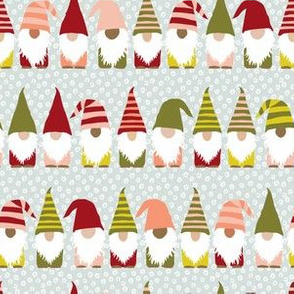 *NEW* CHRISTMAS GNOMES SMALL - NEW COLORS