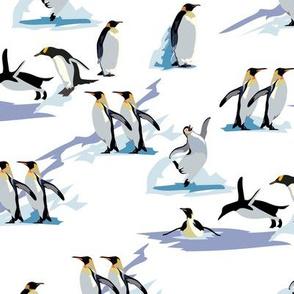 Pinguins Pattern