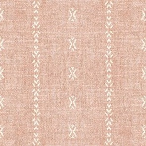 PLAYA TRIBAL STRIPE PINK