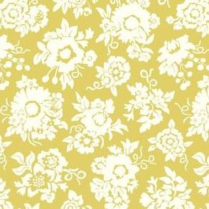 Bouquets citrine