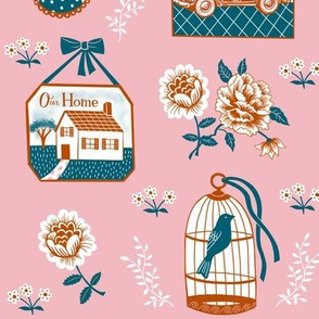 Home Sweet Home—Strawberry
