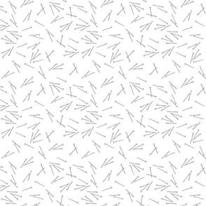 head pin coordinate // beauty, black&white, cute, minimal, girly