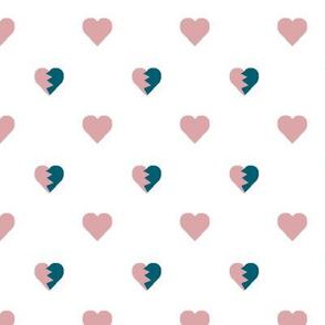 Broken Hearts by Shari Lynn's Stitches