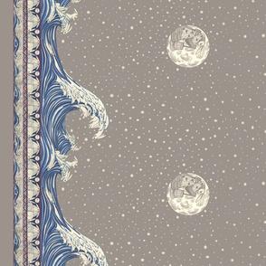 P+L Moon Rabbit Grey