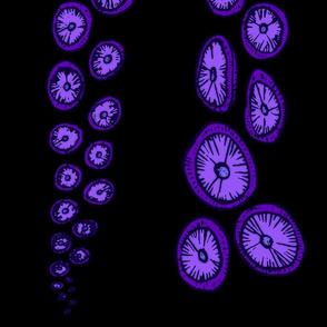 Tentacle Suckers Purple
