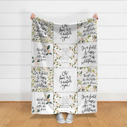 The Yellow Wallpaper Nursery Quotes Girly