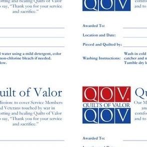 QOV Label - Classic All in One