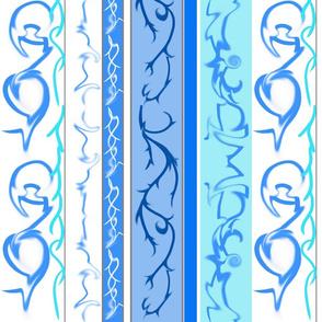 Blue1 wallpaper