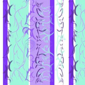 ltgreen/purple wallpaper