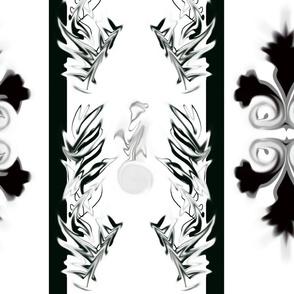 black-white wallpaper