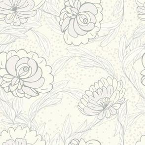 fairy roses Neutral