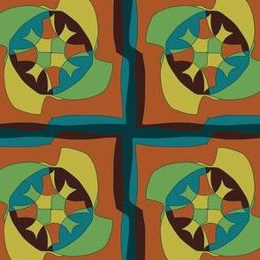 teal palette 8
