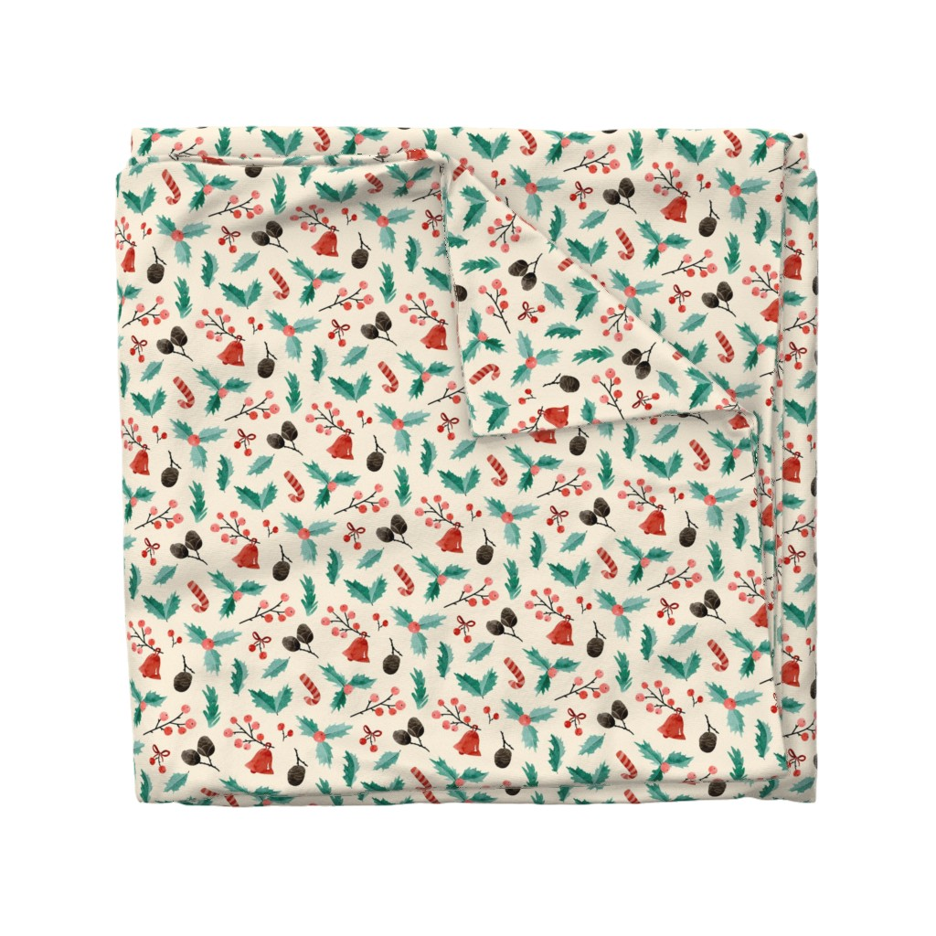Wyandotte Duvet Cover featuring Holidays mood by daria_nokso