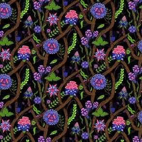 Indian floral version 1