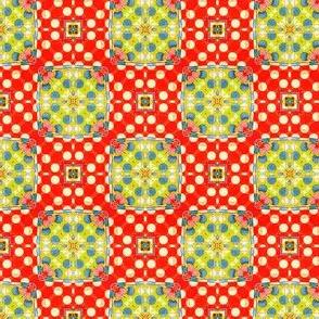 Painted Polka Dots