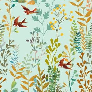 The Wild Garden {Sky}