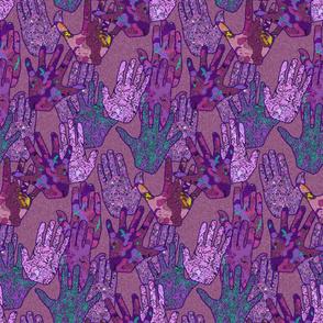 Give Me Five [Hand Prints]