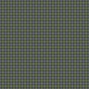 "Ancient Gordon tartan,1/2"",  traditional colors"