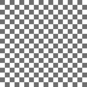 Grey/White Checker