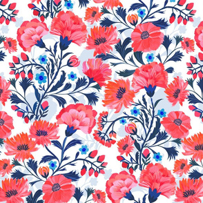 Chinese Floral