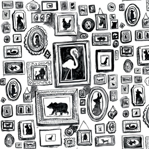 The Ink Gallery of Animals