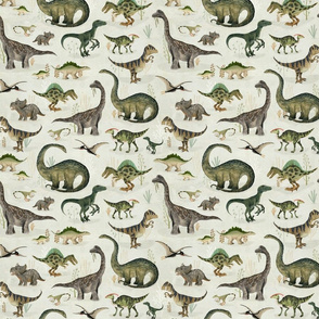 dinosaurs {small}