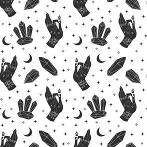 Palmistry  Pattern
