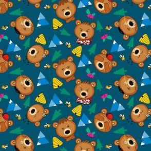 The life of bears