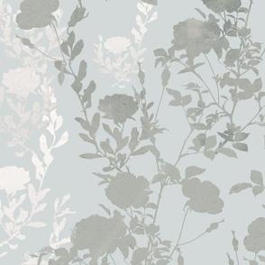 Rose Bouquet Watercolor (300blk)