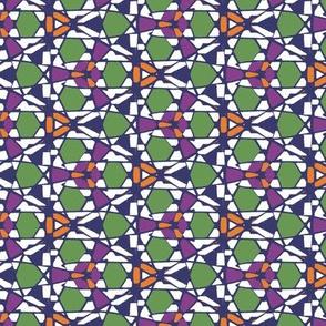 Kaleidoscope illusions