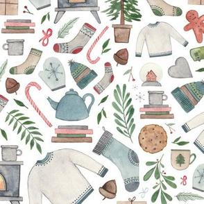 Cozy Christmas! (Bigger)