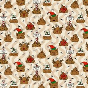 Christmas Poo (Small Scale)