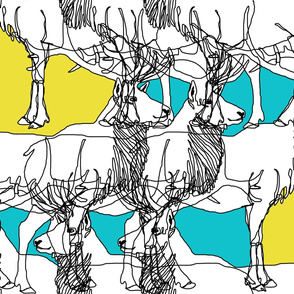 elk_waves_teal/yellow