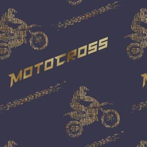 Motocross Rider - Motorbike - Dirt bike