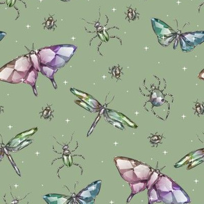 Bejeweled Bugs
