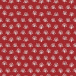 Red Pine Needles -01
