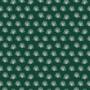 Green Pine Needles -01